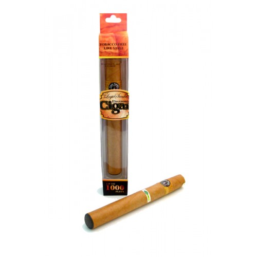Disposable E-Cigar