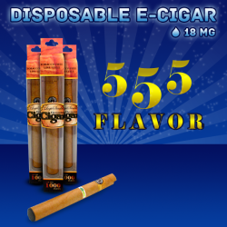 Disposable Electronic Cigar